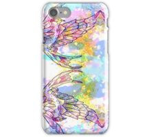 Symmetry is for the Birds iPhone Case/Skin