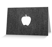 Apple on the Beach - part 11 Greeting Card