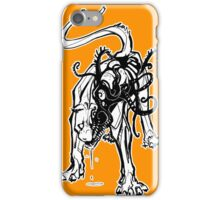 Goretober - Parasite iPhone Case/Skin