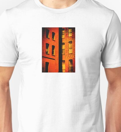brick and glass Unisex T-Shirt
