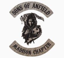 Sons of Anfield - Madison Chapter One Piece - Short Sleeve