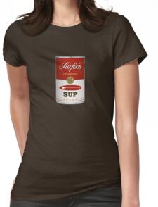 Surfer's SUP Womens Fitted T-Shirt
