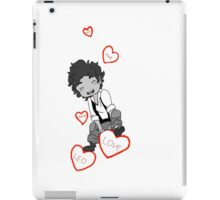 All the ladies love Leo... iPad Case/Skin