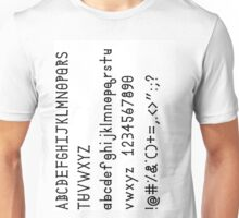 Dymond Speers- Solid Version Unisex T-Shirt