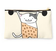 Stay Strong Kitty Cat  Studio Pouch