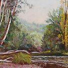 'Late Autumn - Jamieson' by Lynda Robinson