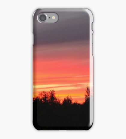 Beautiful Sunsets iPhone Case/Skin
