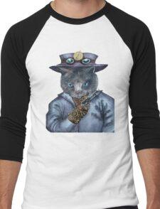 Captain Nemo Men's Baseball ¾ T-Shirt