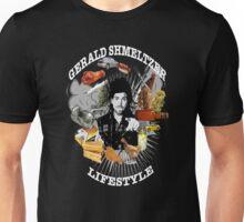 Gerald Shmeltzer Lifestyle ( dark shirt version ) Unisex T-Shirt