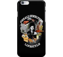Gerald Shmeltzer Lifestyle ( dark shirt version ) iPhone Case/Skin