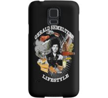 Gerald Shmeltzer Lifestyle ( dark shirt version ) Samsung Galaxy Case/Skin
