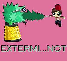 Extermi-not Powerpuff Eleventh Doctor by callmeanca