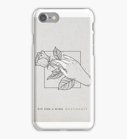 Fit For a King iPhone Case/Skin