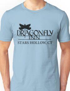 Dragonfly inn Black Unisex T-Shirt