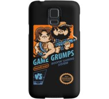 Game Grumps NES Cover Samsung Galaxy Case/Skin