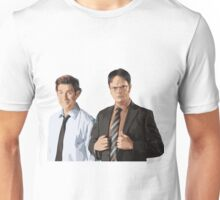 The Office Jim&Dwight Unisex T-Shirt