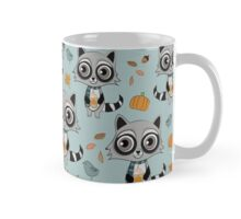 Coffee Lover Raccoon  Mug