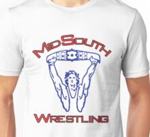 Mid South Championshp Wrestling Unisex T-Shirt