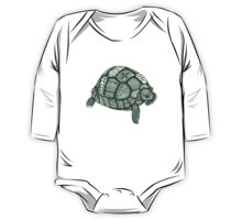 Turtle One Piece - Long Sleeve