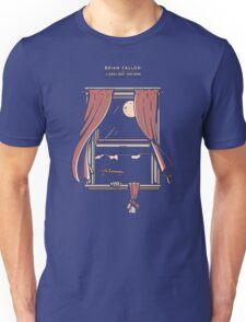 Brian Fallon of Gaslight Anthem tour tee Unisex T-Shirt