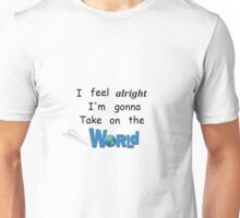 Girl Meets World: Take on the World Unisex T-Shirt