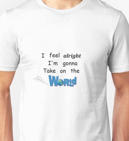 Girl Meets World: Take on the World Unisex T-Shirt