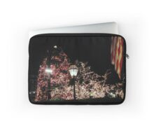 Christmas Tree / Nassau  St. Laptop Sleeve