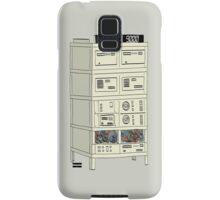 The Alex 9000 Computer c1981 Samsung Galaxy Case/Skin
