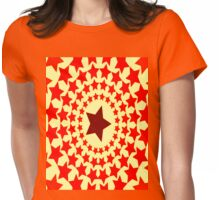Ring of Red Stars Womens Fitted T-Shirt