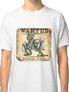 Alolan Kabutops - Most Wanted Poster Classic T-Shirt