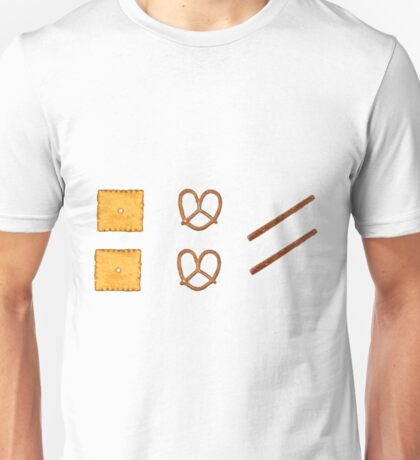 Mixed snacks Unisex T-Shirt