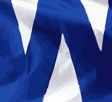Fly The W Flag Sticker