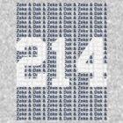 (say it fast) Zeke & Dak & (WHITE 214) by Pelicaine