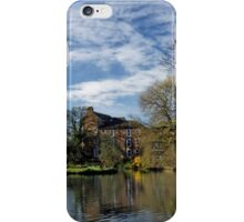 Beside The River, Burton on Trent iPhone Case/Skin