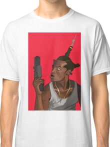 Don't Be a Menace to South Central While Drinking Your Juice in the Hood Classic T-Shirt