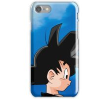 Goku Drake iPhone Case/Skin