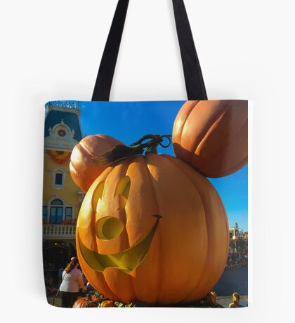 Time for pumpkins!  Tote Bag