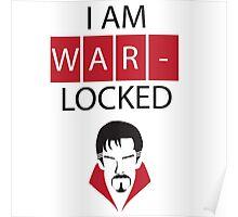 War-Locked Poster