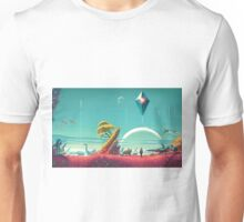 No Mans Sky - HD Large Unisex T-Shirt