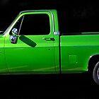 Hot Wheels Pickup by Greg Lester