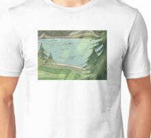 A Day by the Lake Unisex T-Shirt