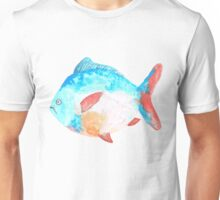 Water Colour Fish from the tropics Unisex T-Shirt
