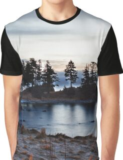 Spruce Cape Photography Print Graphic T-Shirt