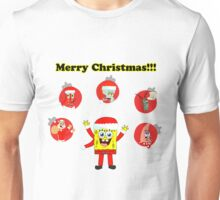 SpongeBob and friends Christmas LIMITED TIME ONLY Unisex T-Shirt
