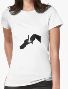 Los Angeles Womens Fitted T-Shirt