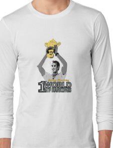 Andy Murray new World 1st ATP Rankings Long Sleeve T-Shirt