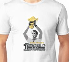 Andy Murray new World 1st ATP Rankings Unisex T-Shirt