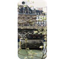 Seine Rue Royale  iPhone Case/Skin