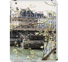 Seine Rue Royale  iPad Case/Skin