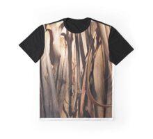 Tree bark Graphic T-Shirt